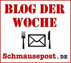 Blog der Woche - Schmausepost.de